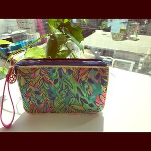 Lilly Pulitzer Wallet Wristlet